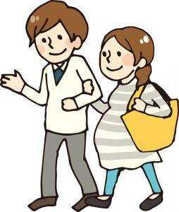 夫婦で買い物