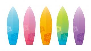【初心者のサーフボードの選び方】サイズ選びは身長と体重が重要?長さ・幅・厚みの決め方